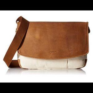 Timbuk2 Proof Messenger Leather Bag